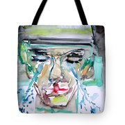 Don't Worry Friend-the War Is Over Tote Bag