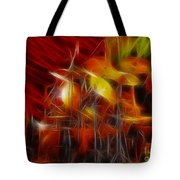 Doobies-93-keith-gg4-fractal Tote Bag