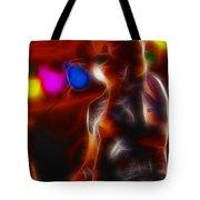 Doobies-93-tom-gc16a-fractal Tote Bag
