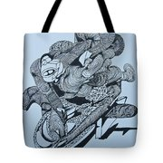 Doodle - 02 Tote Bag