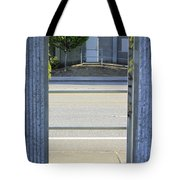Door After A Doorway Tote Bag