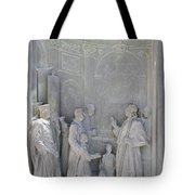Door Detail Cathedral Siena Tote Bag