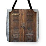Door Of The Topkapi Palace - Istanbul Tote Bag