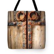 Door To Ancient Secrets Tote Bag