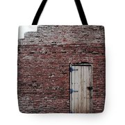 Door To Outside  Tote Bag