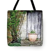 Door To The Cotswolds Tote Bag