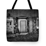 Doors And Vents Tote Bag