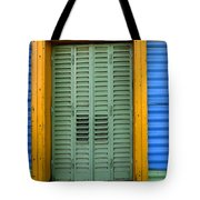 Doors And Windows Buenos Aires 14 Tote Bag