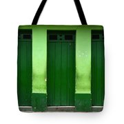 Doors And Windows Lencois Brazil 1 Tote Bag