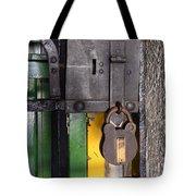Doors And Windows Minas Gerais State Brazil 12 Tote Bag