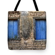 Doors And Windows Minas Gerais State Brazil 1 Tote Bag