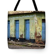 Doors Of Alcantara Brazil 4 Tote Bag