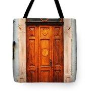 Doors Of Europe Tote Bag