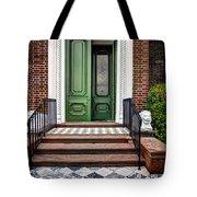 Doors Of Historic Charleston Tote Bag