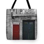 Doors Of St. Augustine Tote Bag