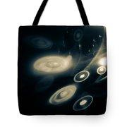 Doors Of The Universe Tote Bag