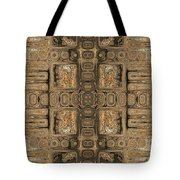 Doors Of Zanzibar Allspice Tote Bag