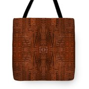 Doors Of Zanzibar Cayenne Tote Bag