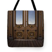 Doors To The Old West Tote Bag