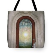 Doorway 17 Tote Bag