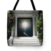 Doorway 19 Tote Bag