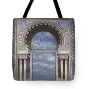 Doorway 32 Tote Bag