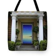 Doorway 8 Tote Bag