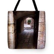 Doorway In Old City Jerusalem Tote Bag