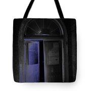 Doorway Into The Dark Tote Bag