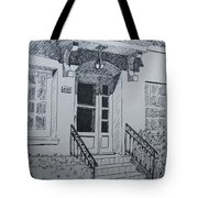 Doorway Tote Bag