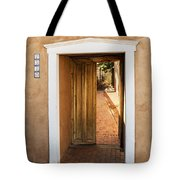 Doorway - Mesilla New Mexico Tote Bag