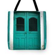 Doorway Of Nicaragua 002 Tote Bag