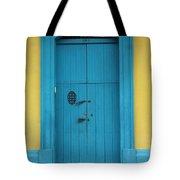 Doorway Of Nicaragua 003 Tote Bag