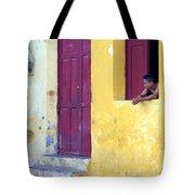 Doorway Of Nicaragua 005 Tote Bag