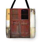 Doorway Of Nicaragua 006 Tote Bag