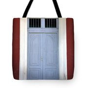 Doorway Of Nicaragua 010 Tote Bag