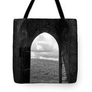 Doorway To Irish Landscape 1 Tote Bag