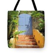 Doorway To Paradise Tote Bag