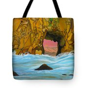 Doorway To The Sun Tote Bag