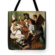 Doping The Baby Tote Bag by Terry Reynoldson