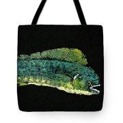 Gyotaku Dorado Tote Bag