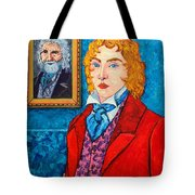 Dorian Gray Tote Bag
