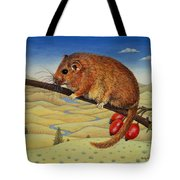 Dormouse Number Two, 1994 Tote Bag