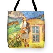 Dorothy And Toto  Tote Bag