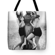 Dorothy Sebastian And Crawford Tote Bag