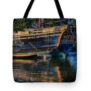 Dory Along Side  Tote Bag