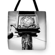 Dory Fleet Crow's Nest Black And White Picture Tote Bag