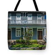 Double Barreled Shotgun Tote Bag