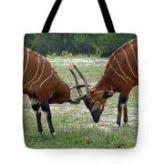 Double Bongo Tote Bag