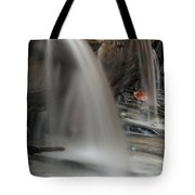 Double Cascade Tote Bag